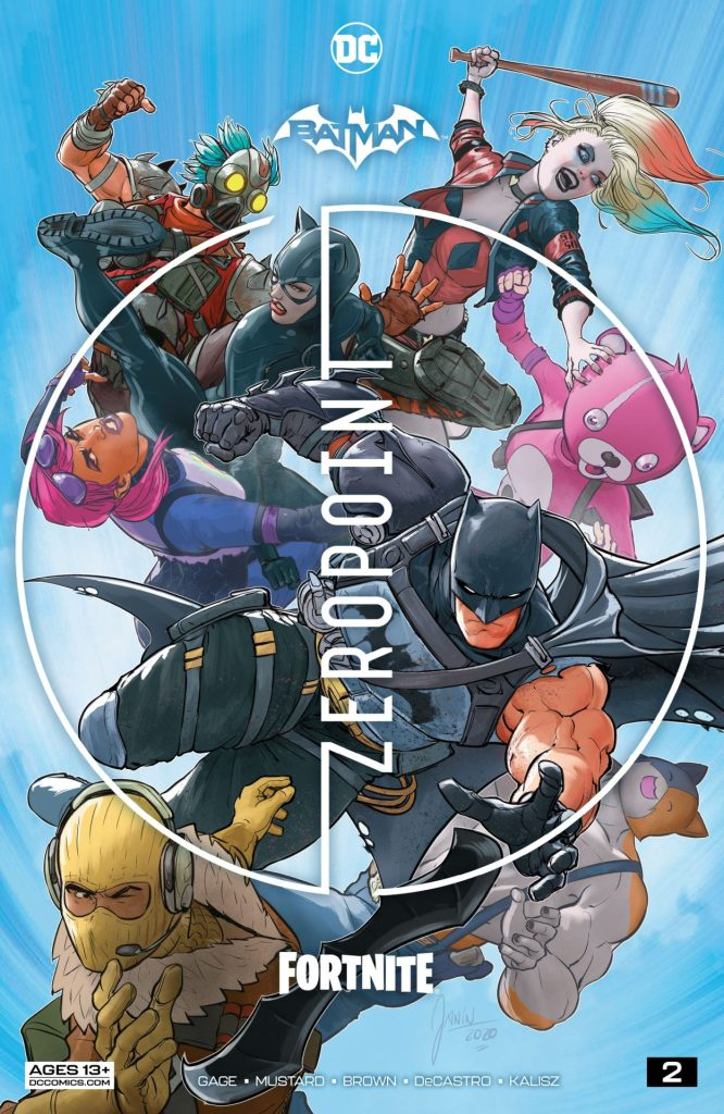 Batman/Fortnite: Zero Point #2