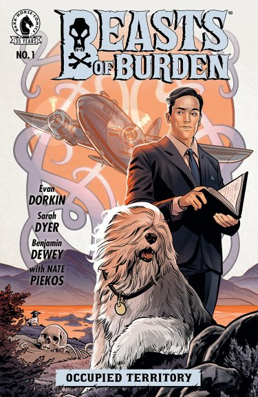 Beasts Of Burden: Occupied Territory #1