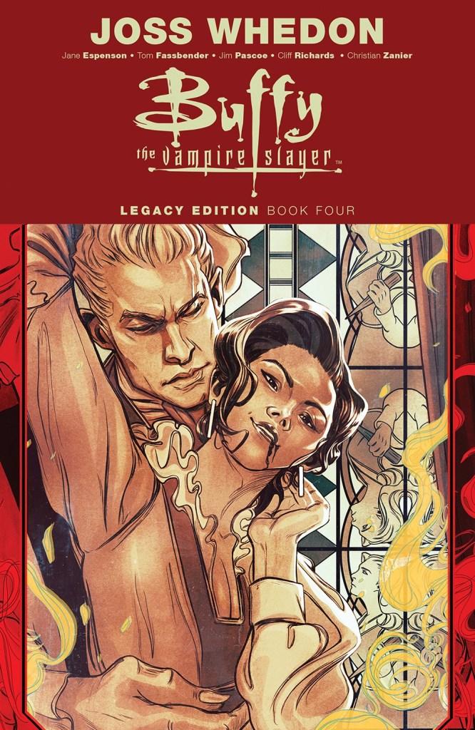 Buffy the Vampire Slayer Legacy Edition Vol. 4