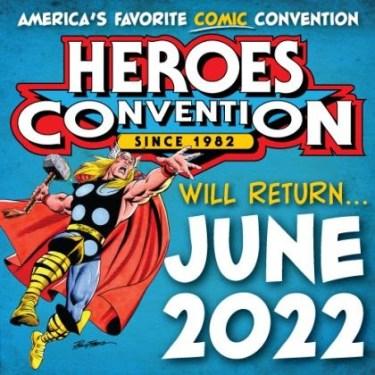HeroesCon 2022