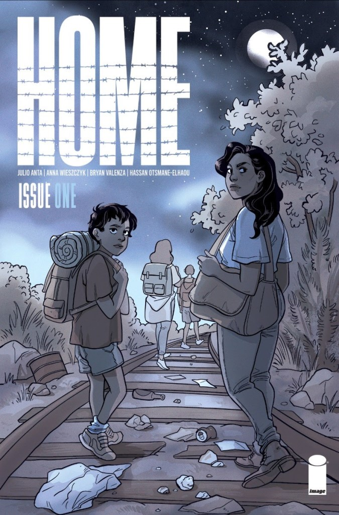 Home #1, second printing