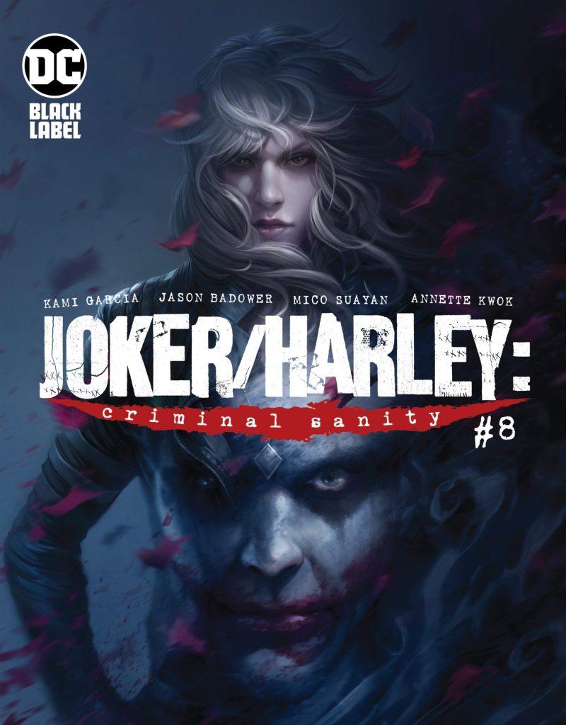 Joker/Harley: Criminal Sanity #8