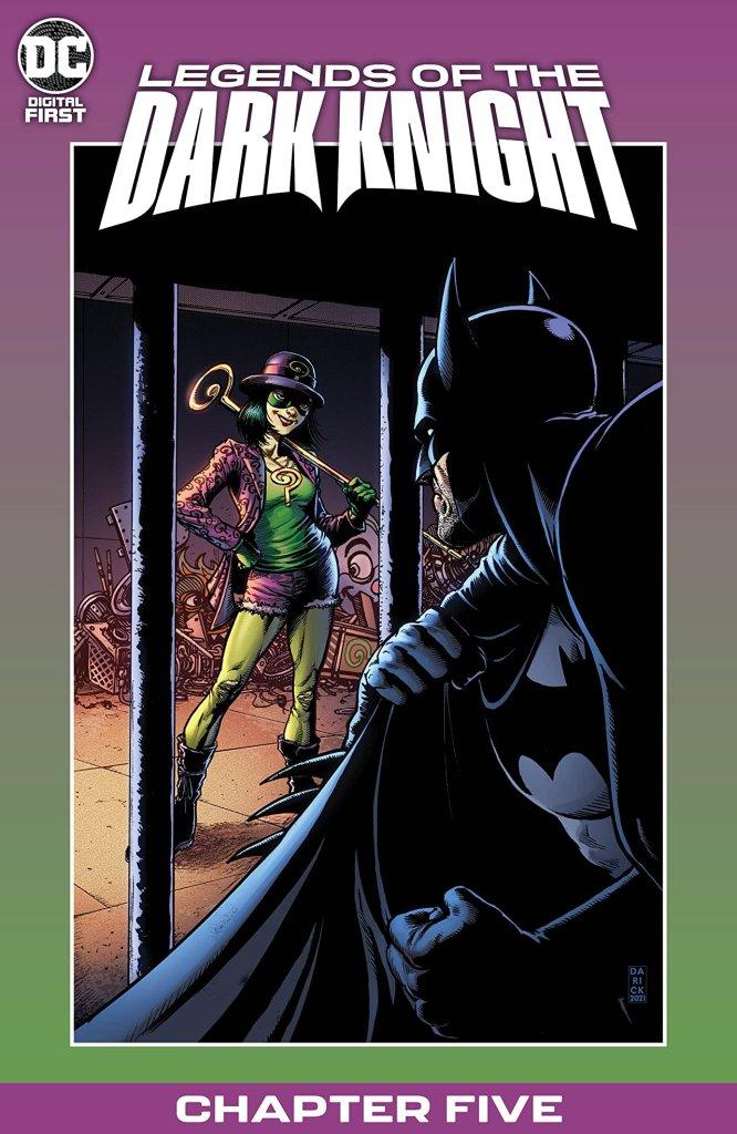 Legends of the Dark Knight (2021-) #5