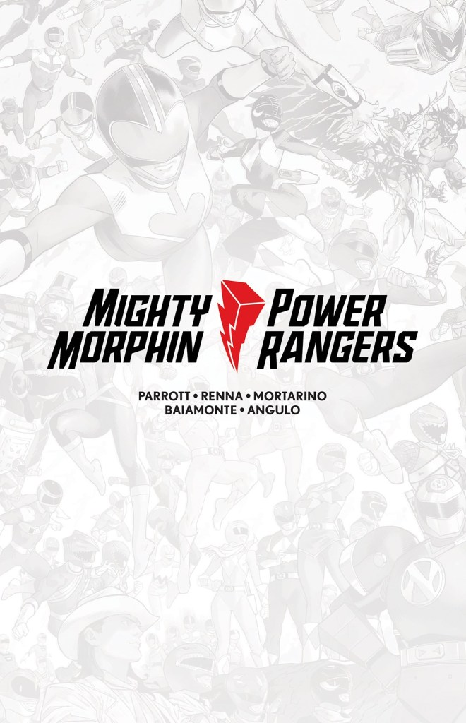 Mighty Morphin/Power Rangers #1 Limited Edition