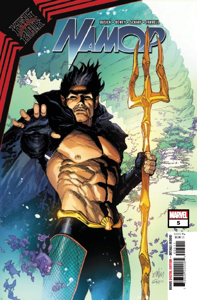 King in Black: Namor #5 (of 5)