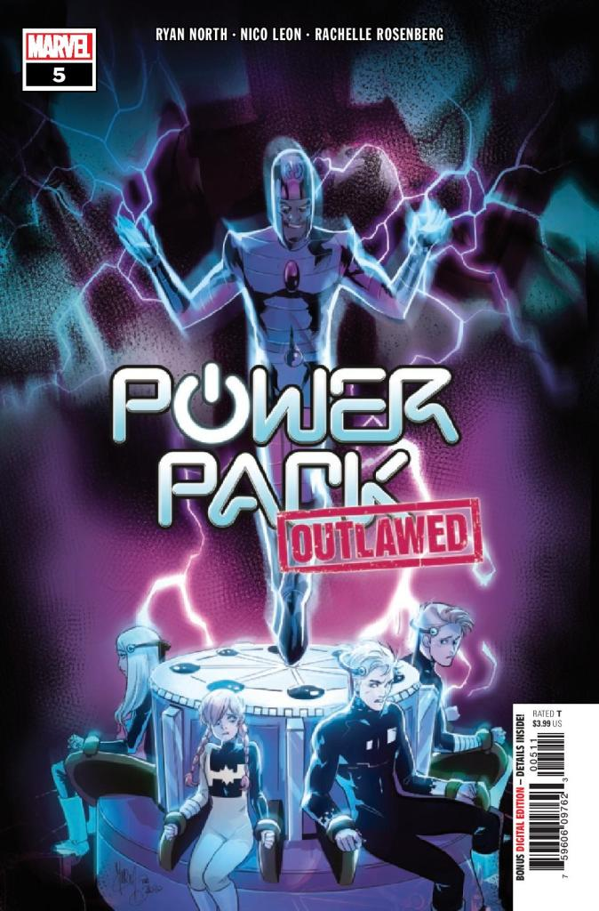 Power Pack #5 (of 5)