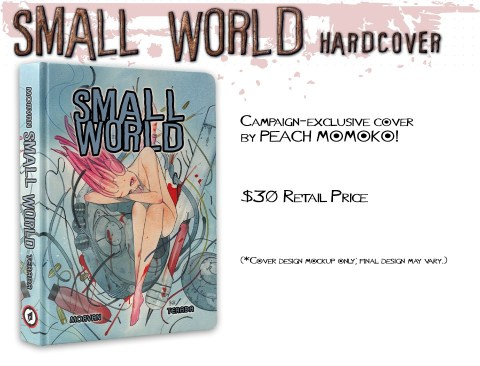 Small World Kickstarter