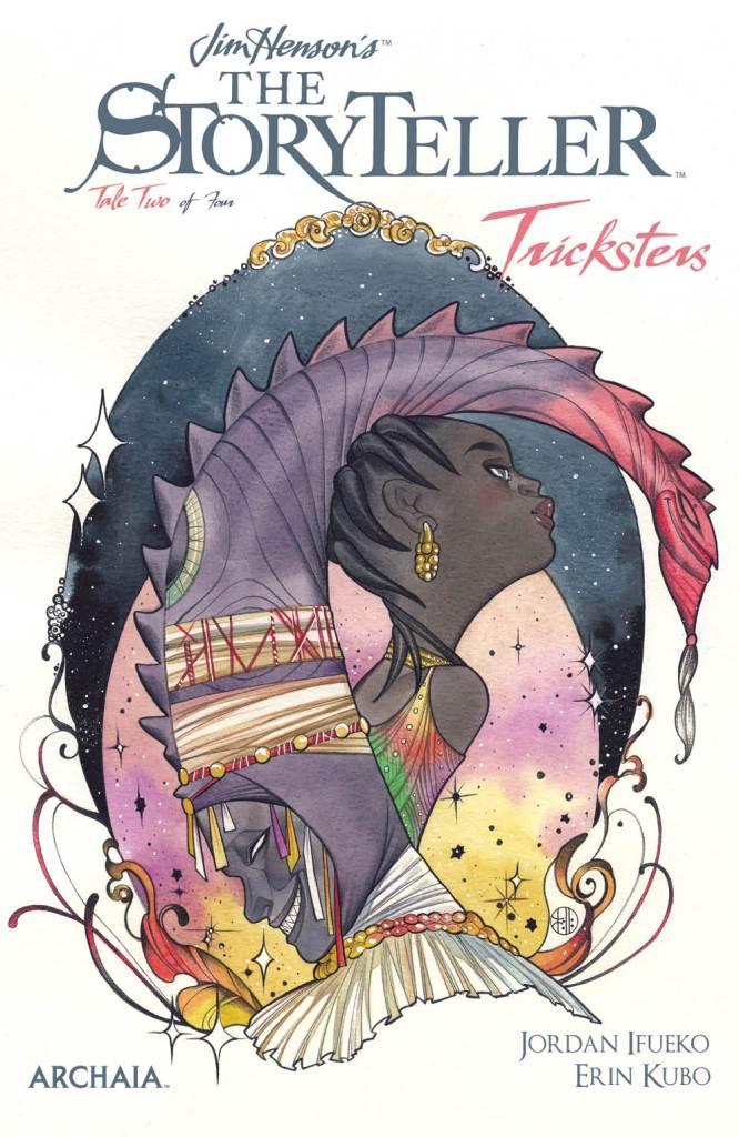 Jim Hensons' The Storyteller: Tricksters #2 (of 4)