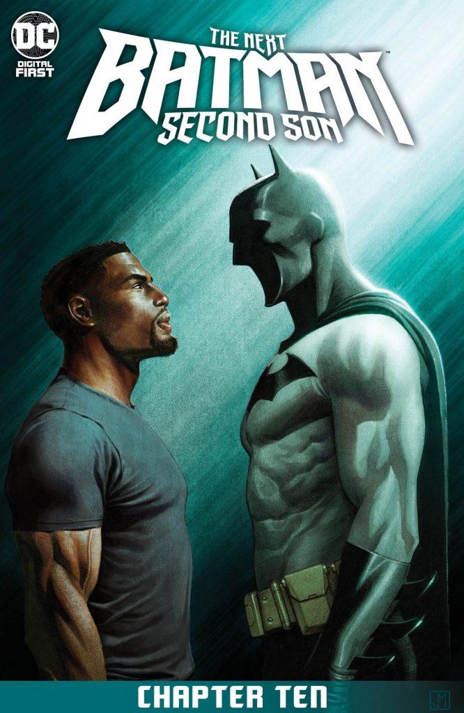 The Next Batman: Second Son #10