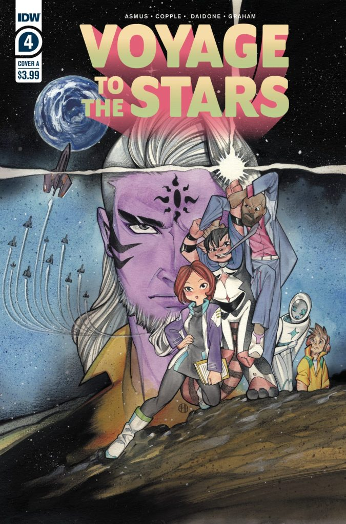 Voyage to the Stars #4 (of 4)