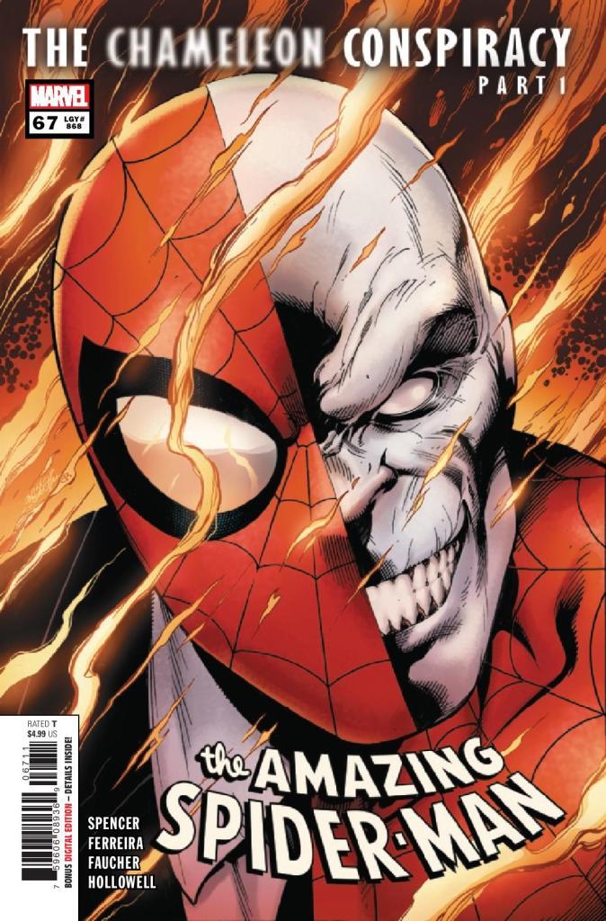 Amazing Spider-Man #67