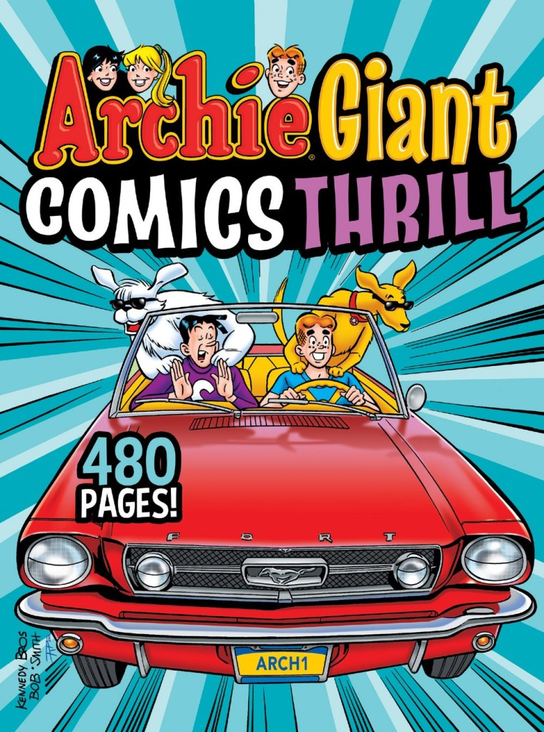 ARCHIE GIANT COMICS THRILL (TP)