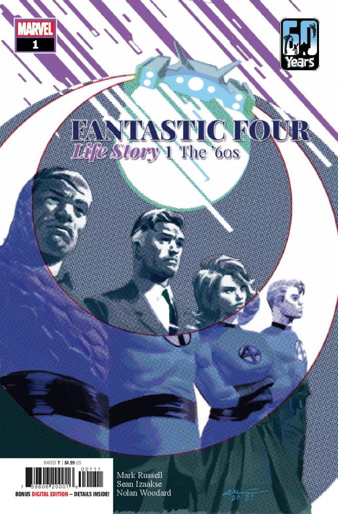 Fantastic Four: Life Story #1 (of 6)