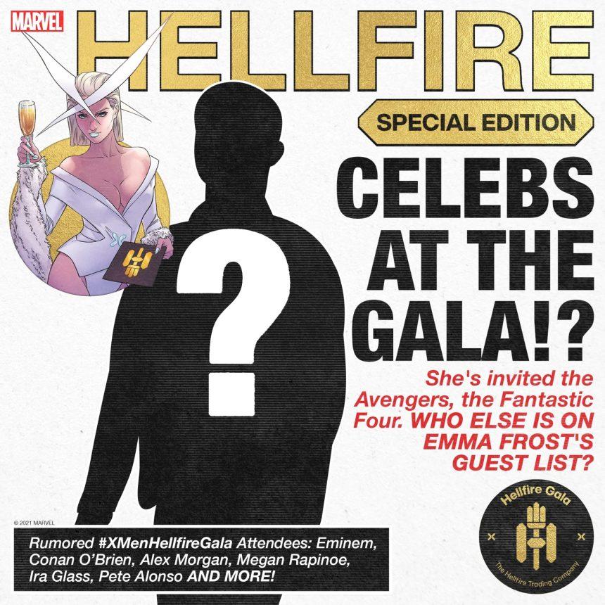 Hellfire Gala tease
