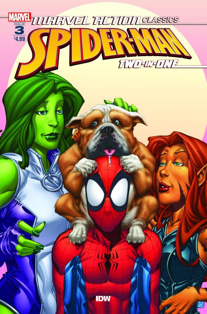 Marvel Action Classics: Spider-Man #3