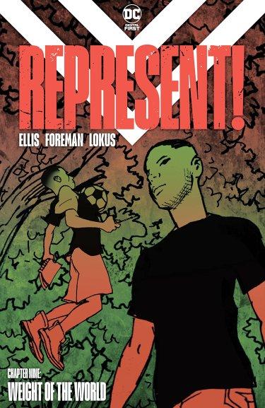 Represent! (2020-) #9