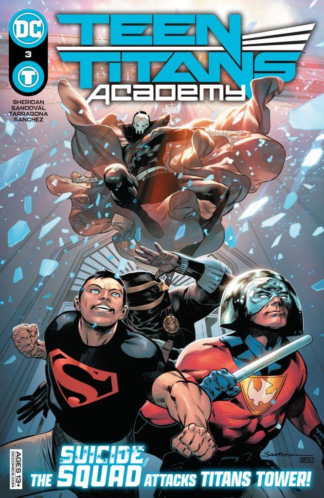 Teen Titans Academy #3