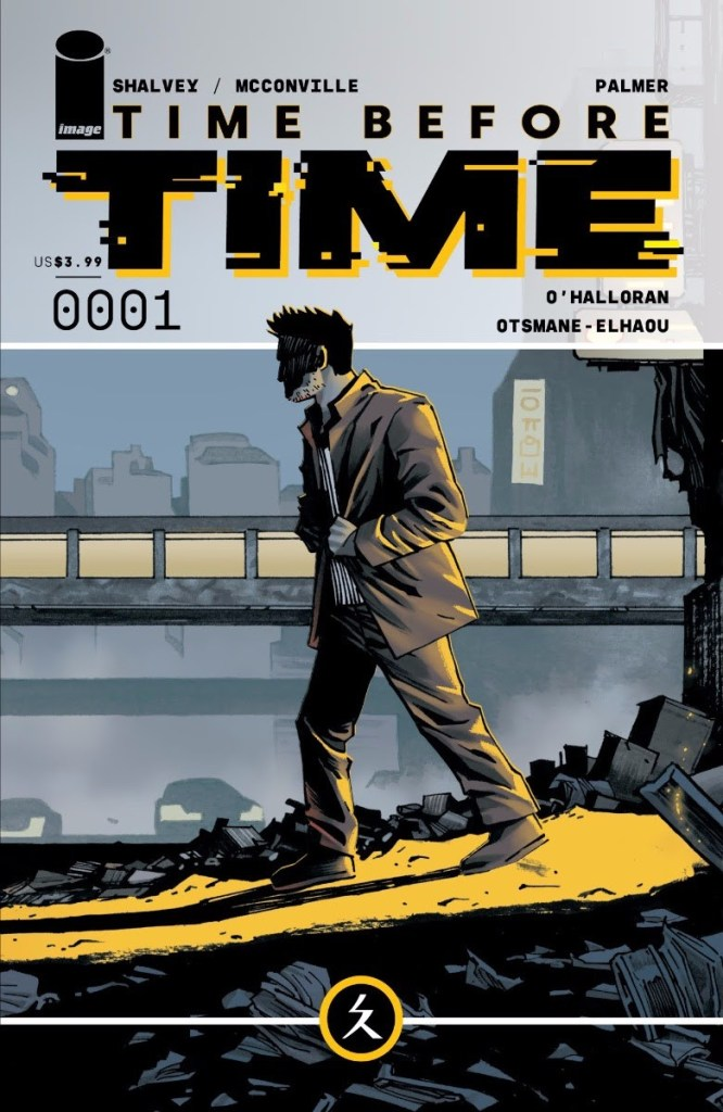 Time Before Time #1, second printing