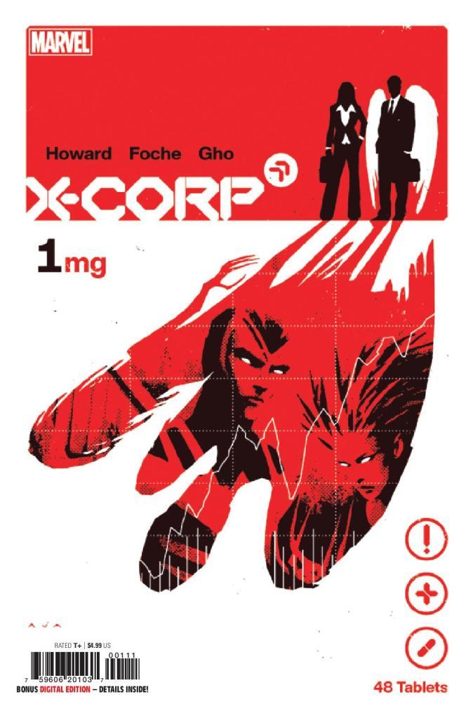X-Corp #1