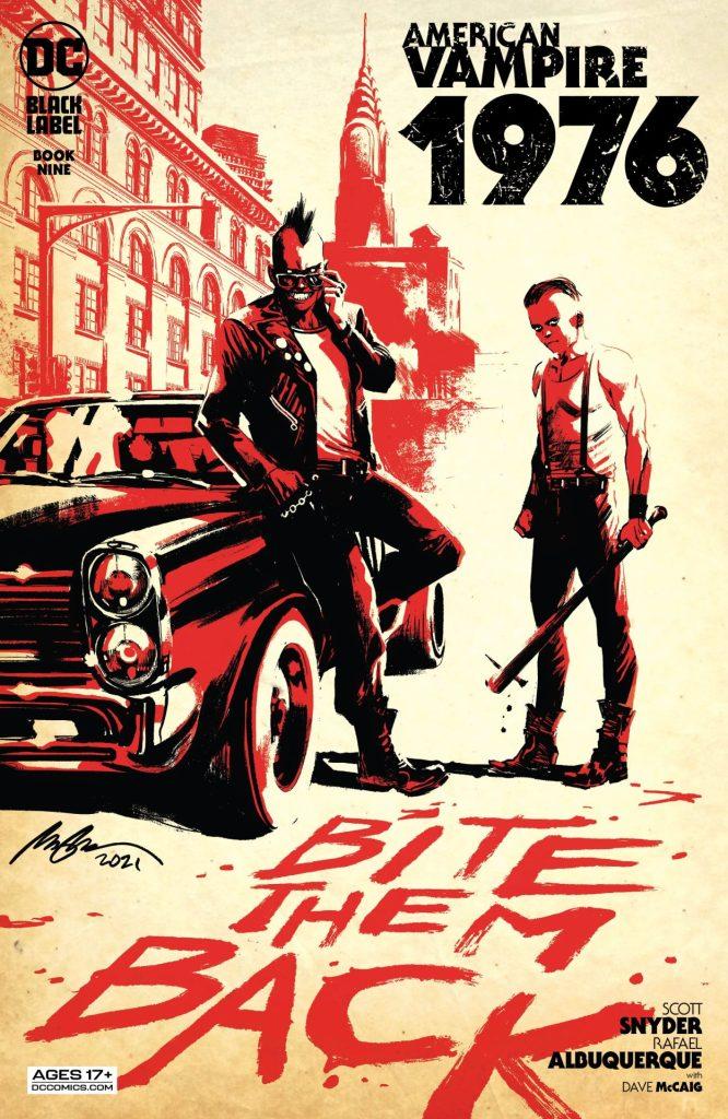 American Vampire 1976 #9
