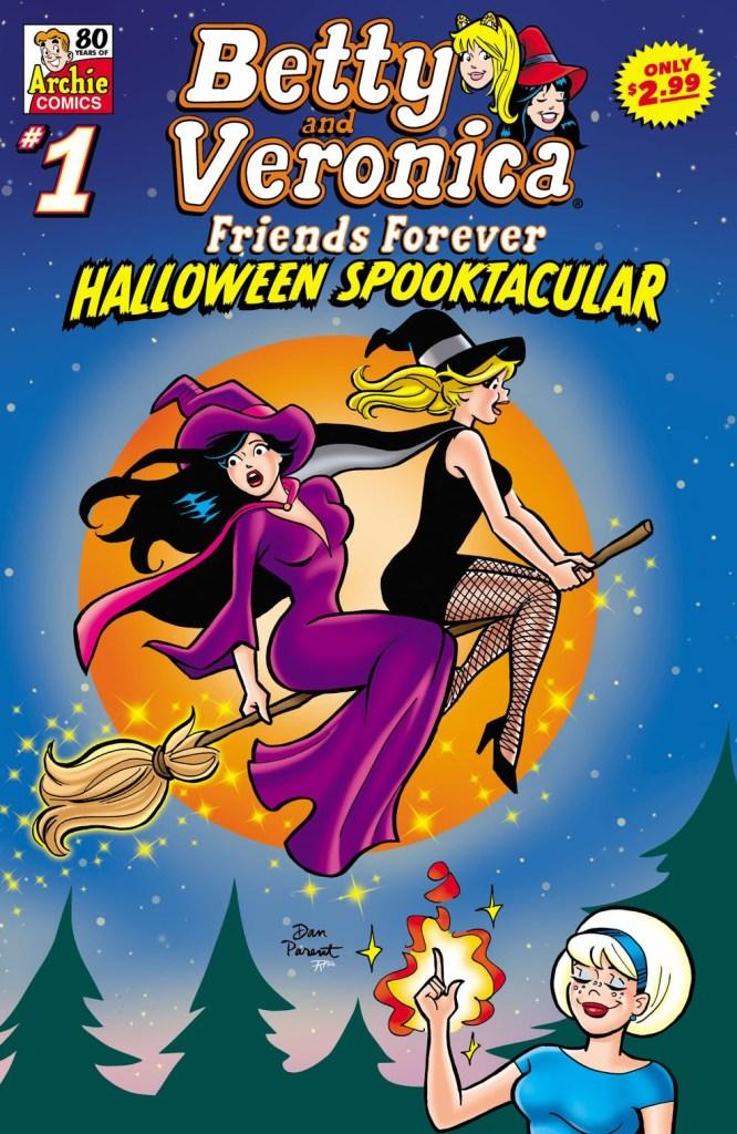 BETTY & VERONICA FRIENDS FOREVER: HALLOWEEN SPOOKTACULAR #1