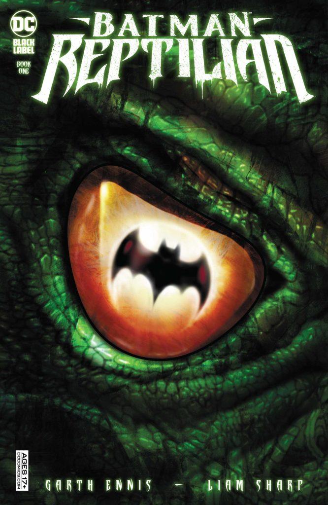 Batman: Repitilian #1