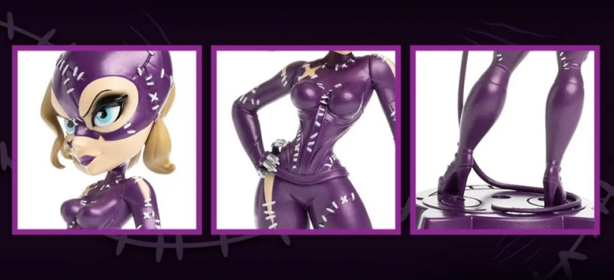 Catwoman Movie Collectible: Hello There Edition