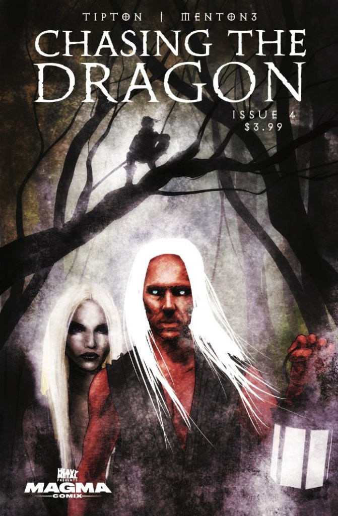 Chasing the Dragon #4 (of 5)