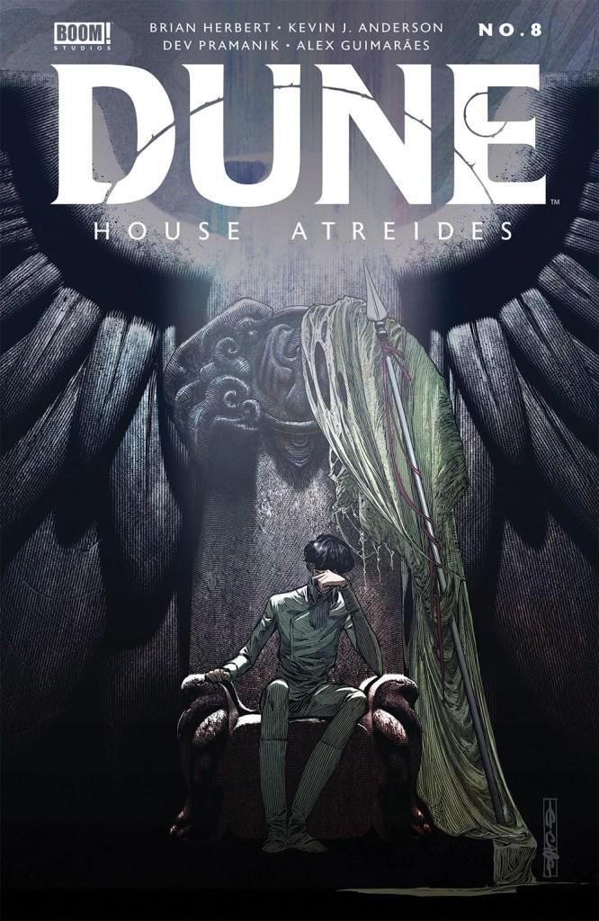 Dune: House Atreides #8 (of 12)