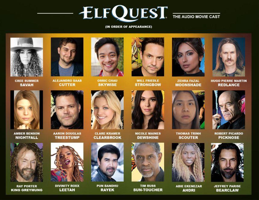 ElfQuest: The Audio Movie