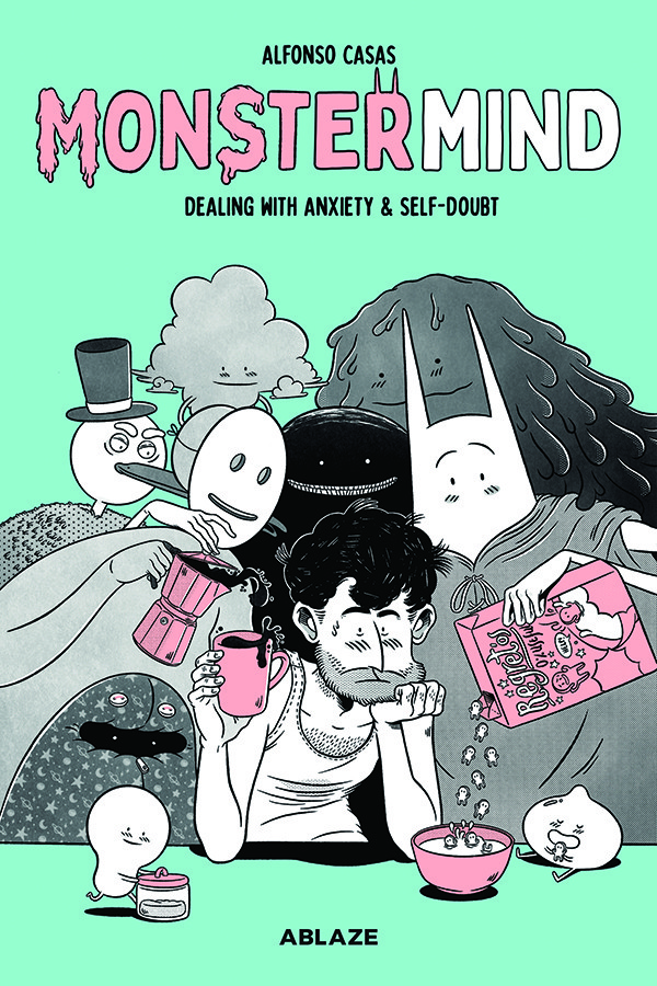 MONSTERMIND: DEALING WITH ANXIETY & SELF DOUBT
