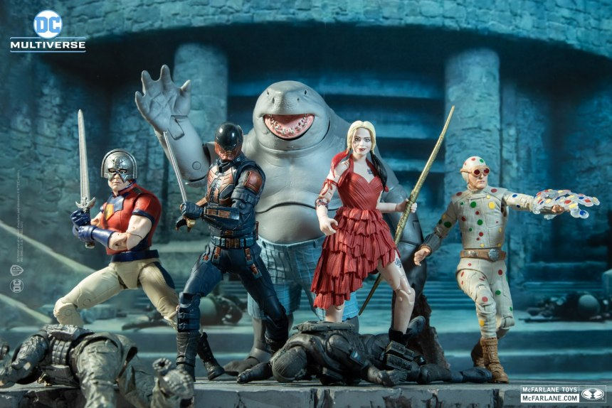 McFarlane Toys The Suicide Squad