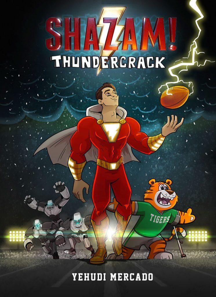 Shazam! Thundercrack
