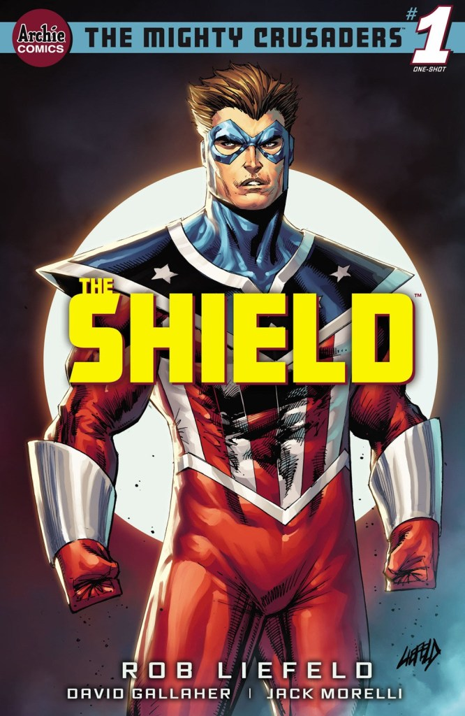 THE MIGHTY CRUSADERS: THE SHIELD