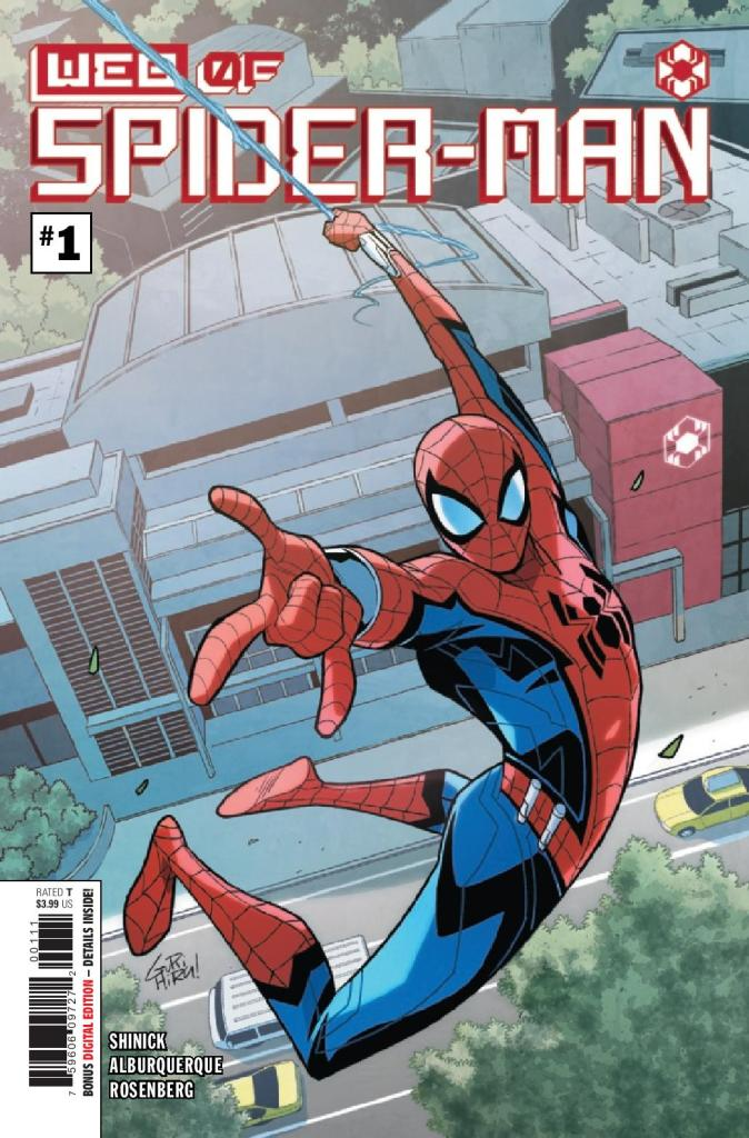 Web of Spider-Man #1 (of 5)