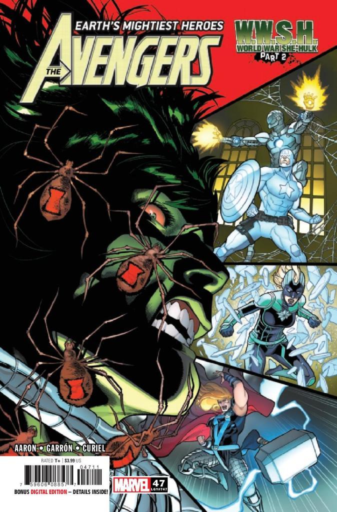 Avengers #47