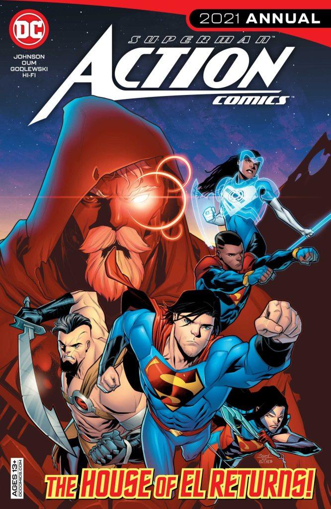 Action Comics 2021 Annual #1