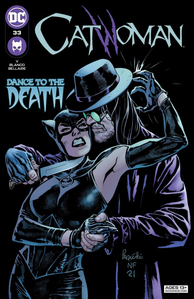 Catwoman #33
