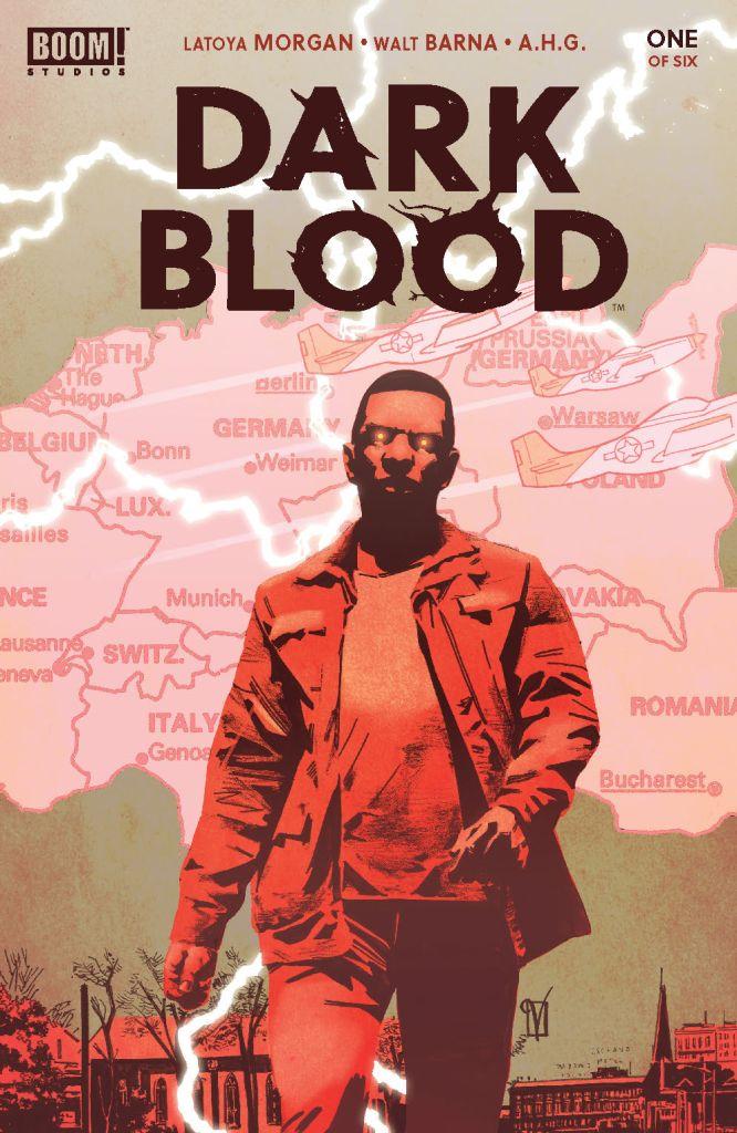 Dark Blood #1 (of 6)