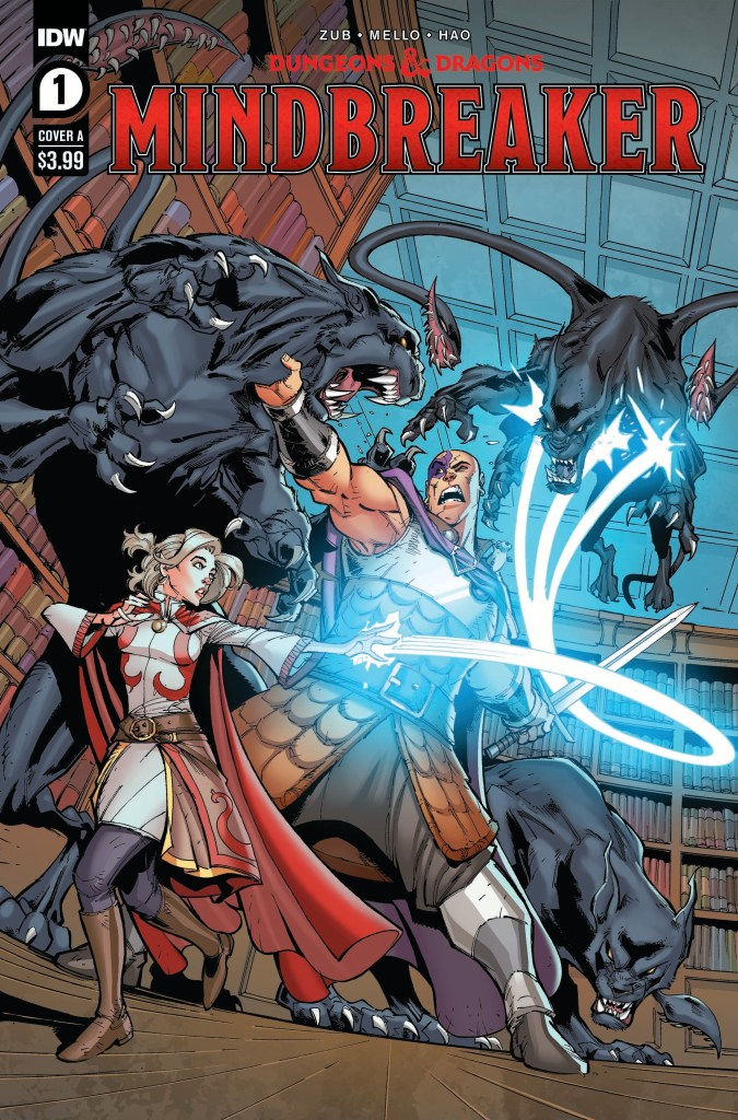 Dungeons & Dragons: Mindbreaker #1