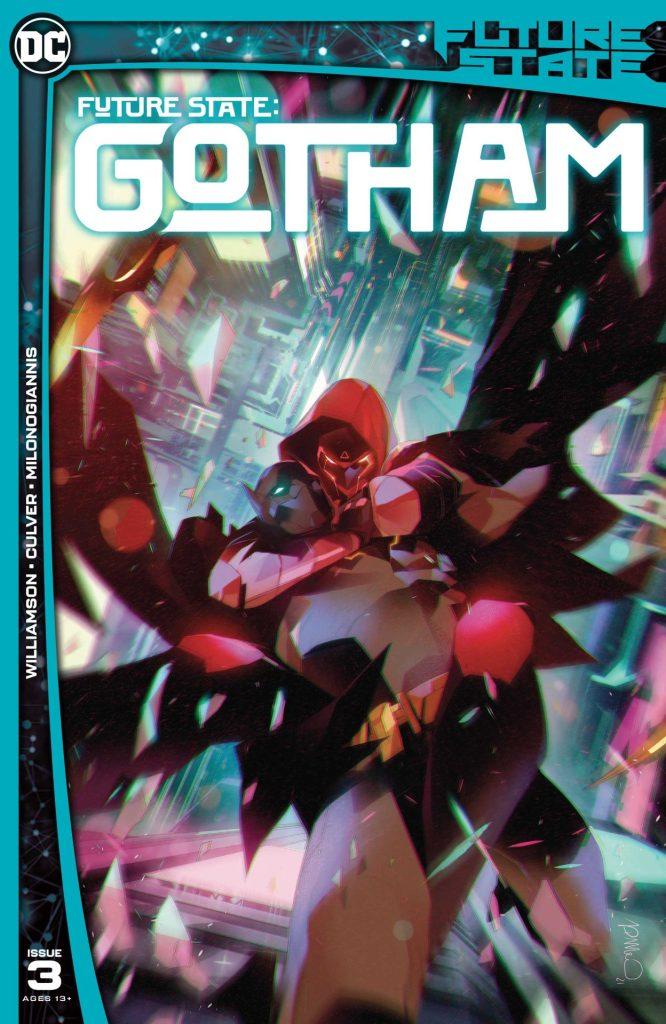 Future State: Gotham #3