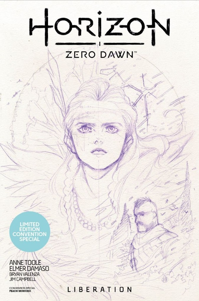 Horizon Zero Dawn: Liberation #1 Limited Edition Convention Special