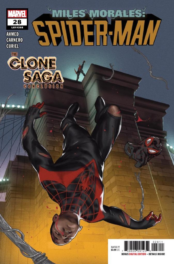 Miles Morales: Spider-Man #28