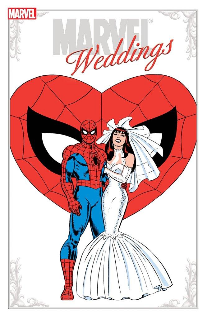 Marvel Weddings