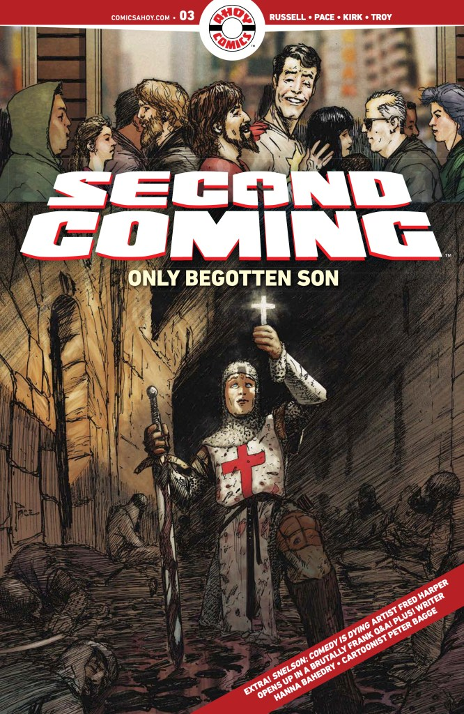 Second Coming: Begotten Son #3