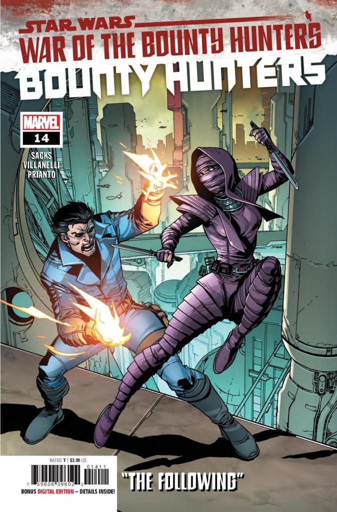 Star Wars: Bounty Hunters #14
