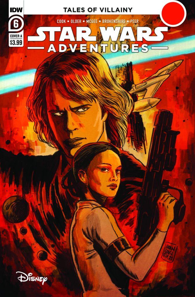 Star Wars: Adventures #6