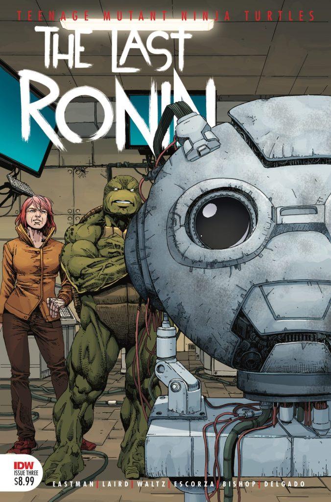 Teenage Mutant Ninja Turtles: The Last Ronin #3 (of 5)