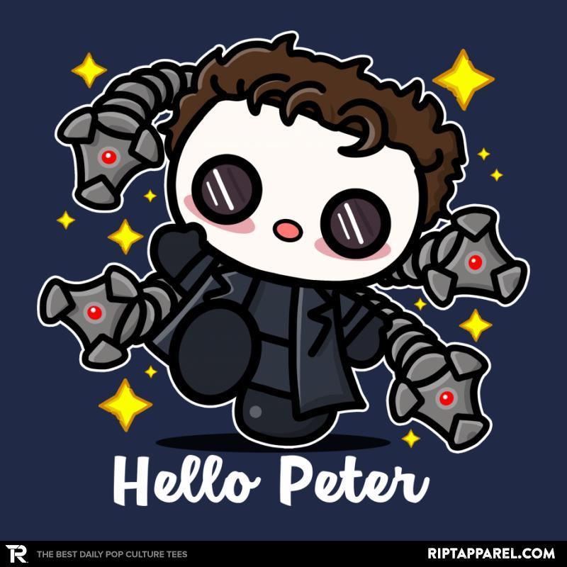 Hello Peter