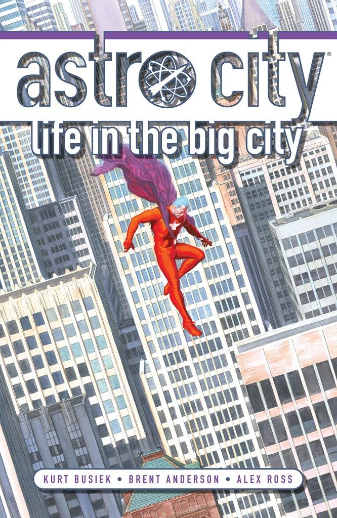 Astro City (1995-1996) Vol. 1